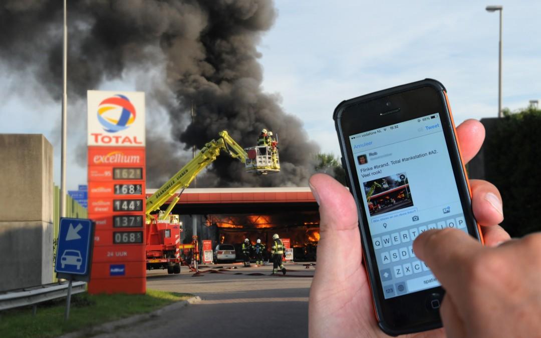 Inzet van brandwachten op evenementen