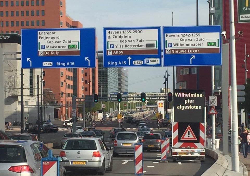 Maximale publiekscapaciteit? Kijk ook naar verkeer en vervoer!