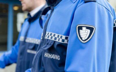Handhavers en evenementenveiligheid