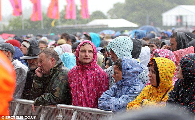 Nieuw fonds helpt festivals bij financiële nood na slecht weer