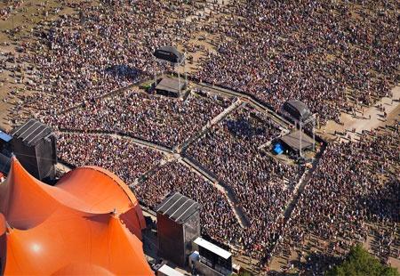 Nieuwe blog: Roskilde: 16 jaar later