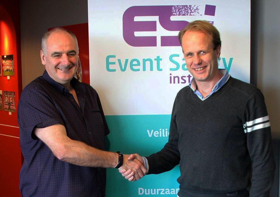 ESI en prof. dr. Still formaliseren samenwerking