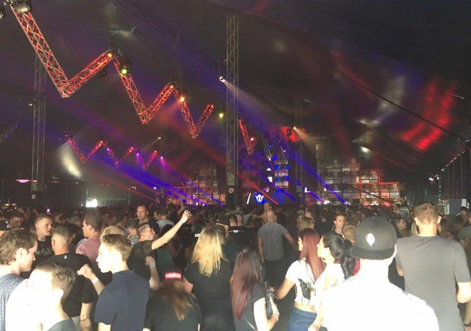Drugstest op evenementen