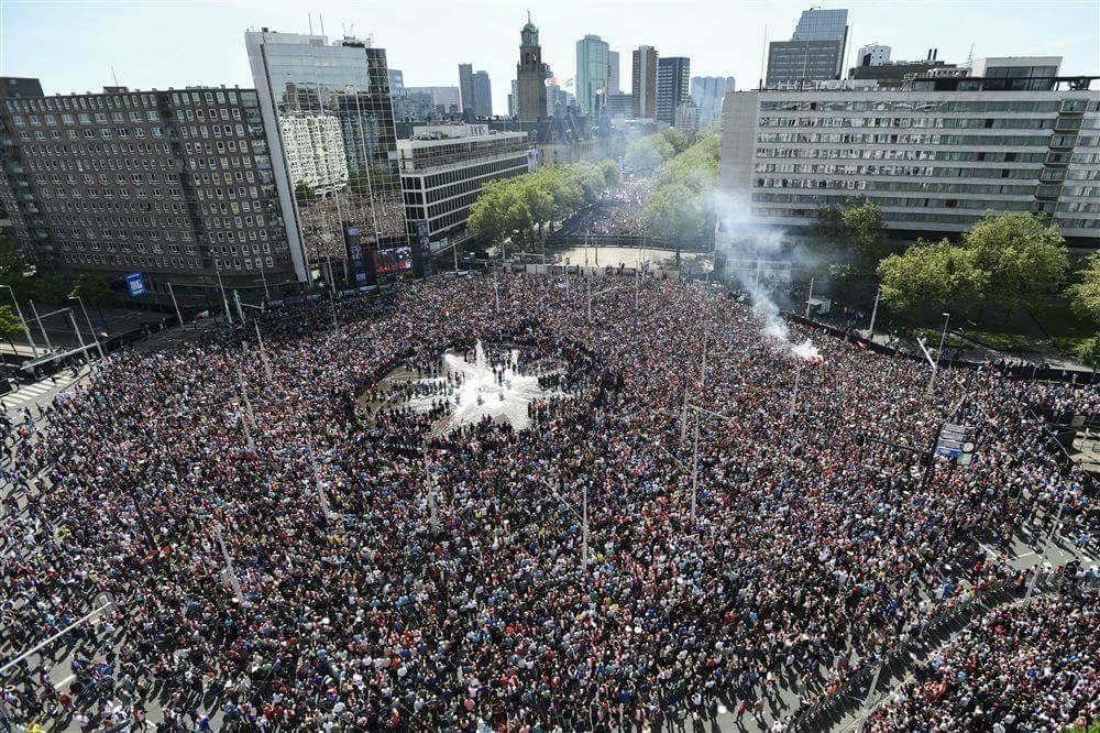 Crowd Management: analyse, planning en uitvoering