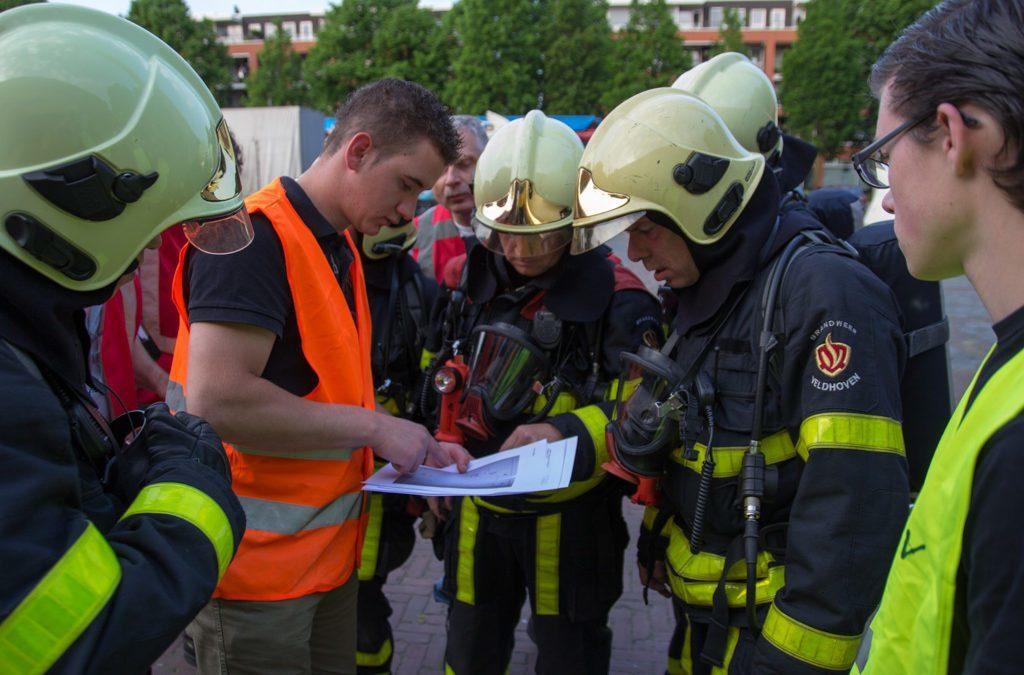 Bruls sloopt brandregels voor evenementen