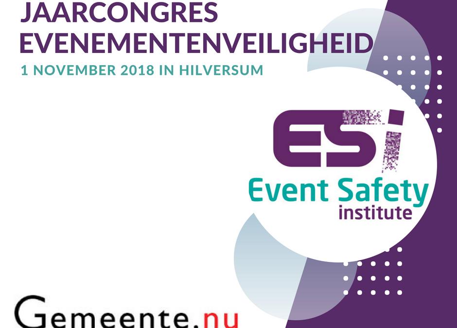 Jaarcongres Evenementenveiligheid:interactieve verdiepingssessies