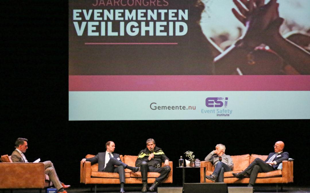 Aanpak evenementenveiligheid: visie op vooruitgang