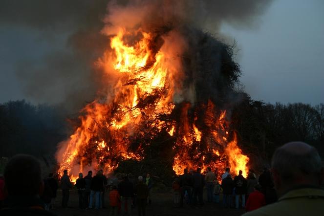Paasvuren gaan niet door vanwege strengere regels en angst voor ongelukken