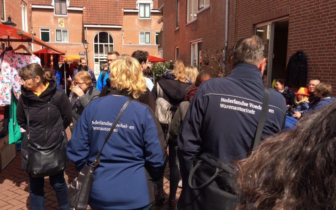 'Gemeenten kunnen altijd contact opnemen' – NVWA over toezicht op evenementen