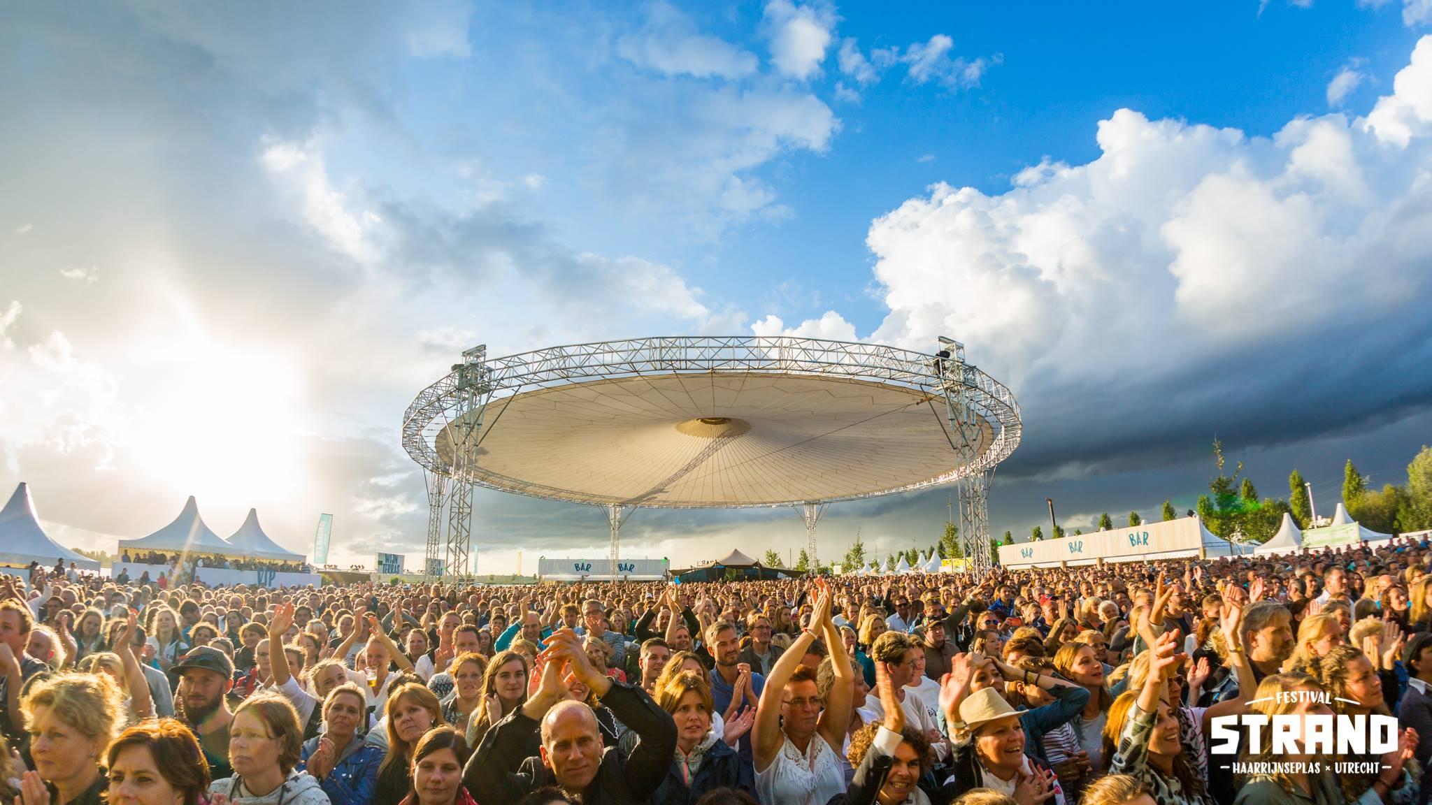 Veiligheid op evenementen in de praktijk (casus Festival Strand)