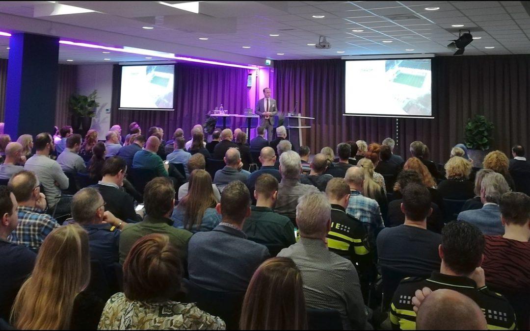 Brabantse Themadag Evenementenveiligheid: jaarlijks onderonsje voor 300 bezoekers