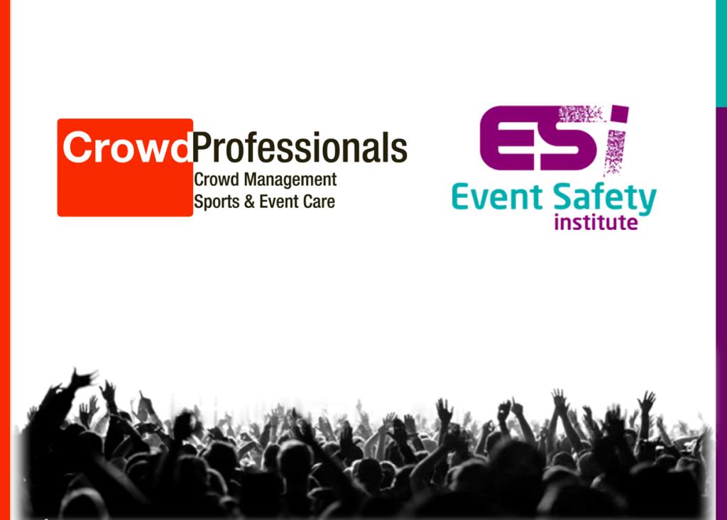 Logo's van CrowdProfessionals en ESI