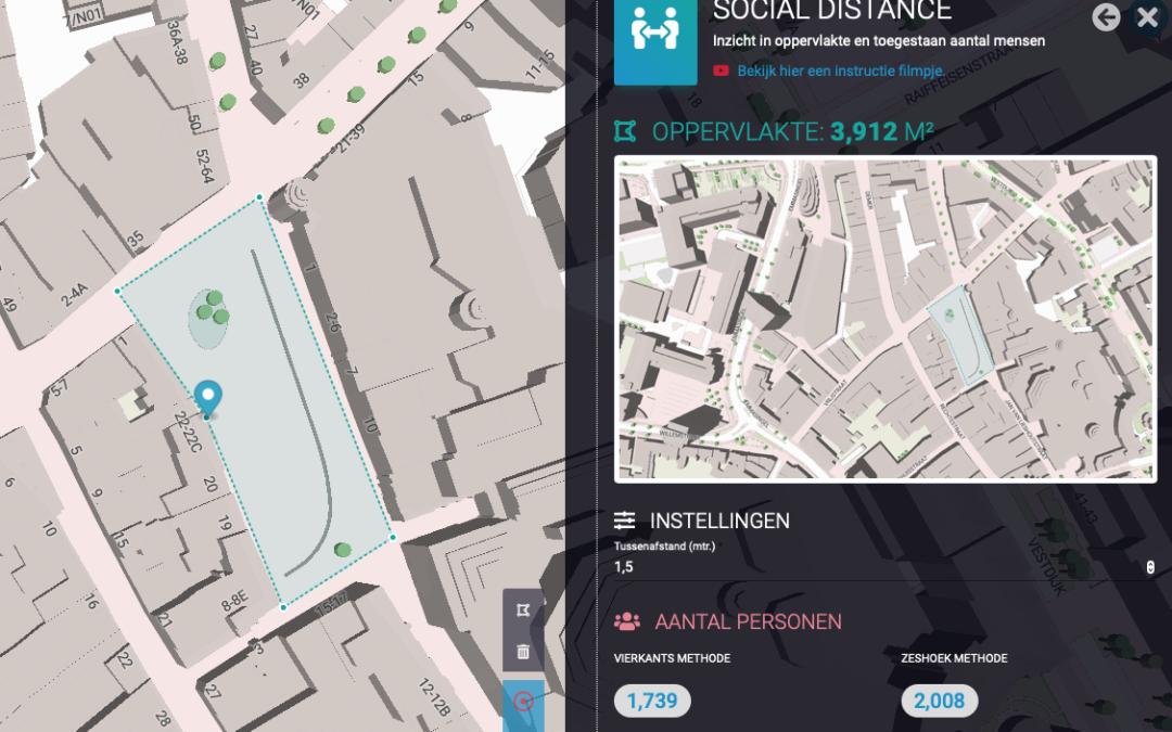 """De bestuurbare binnenstad, crowd management in het """"nieuwe normaal"""""""