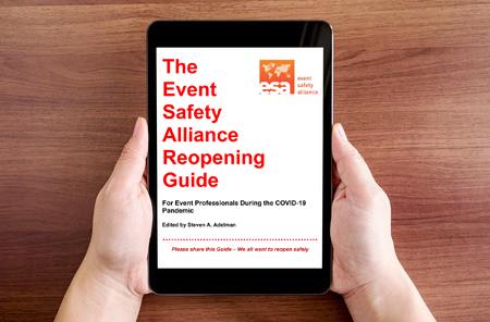 Hoe kunnen evenementen veilig weer open? Richtlijnen van de Event Safety Alliance