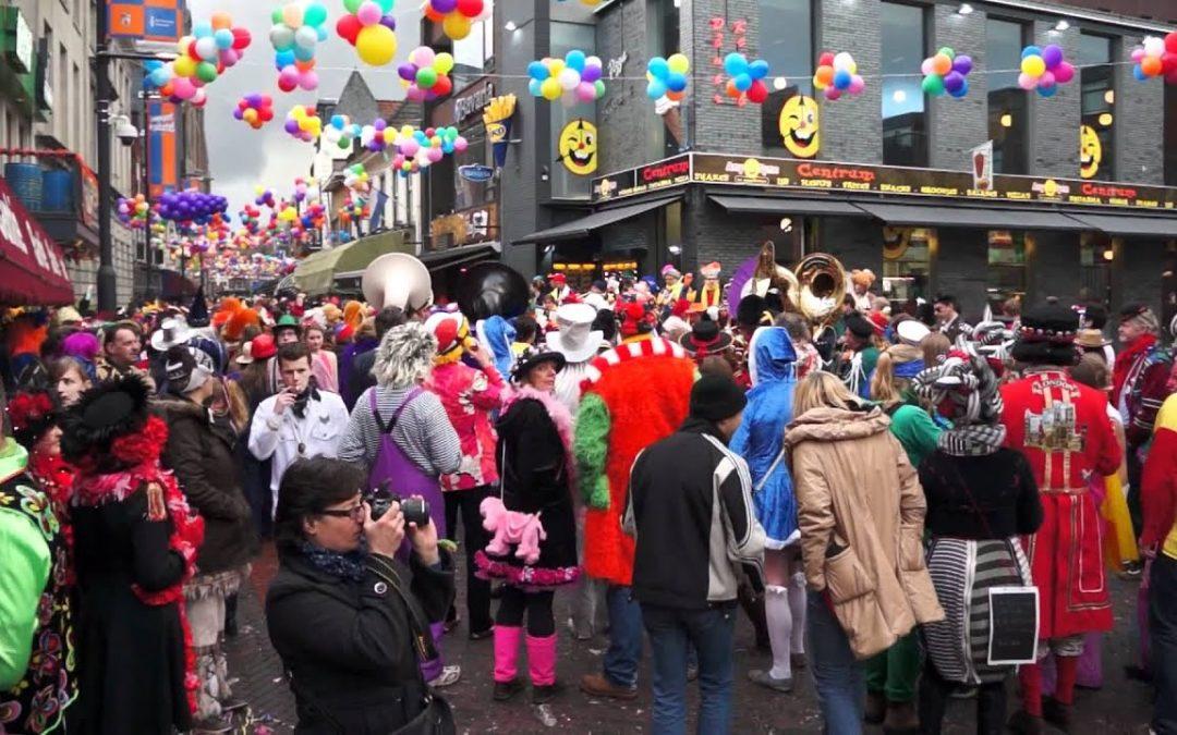 Een veilig carnaval in 2021: kansen voor crowd management