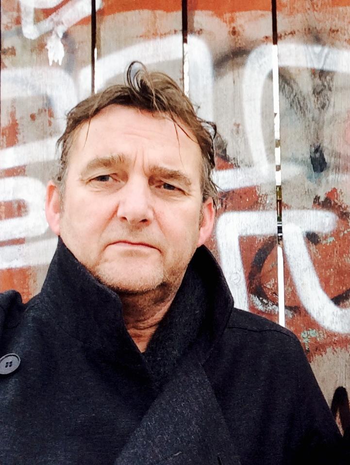 Portret Henk Ferwerda