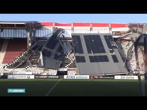 Verborgen gebreken? Lessen uit de instorting van het dak van het AZ-stadion