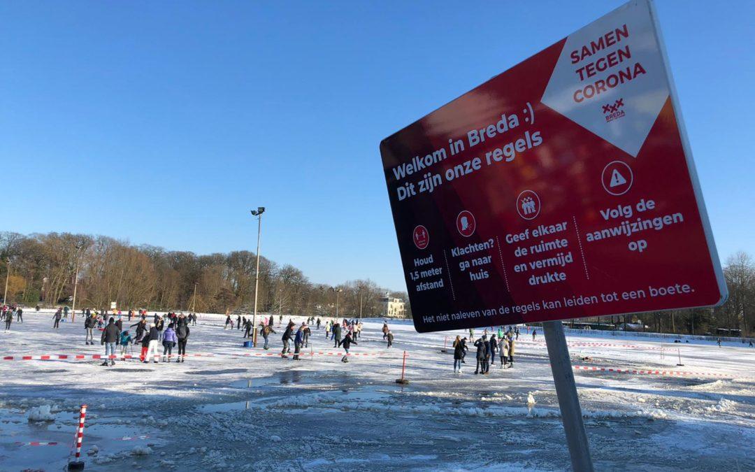 Veilig open in coronatijd: ESI adviseerde IJsvermaak Breda