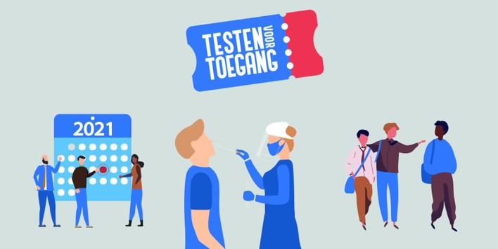 VNGrondetafelevenementen:veel aandacht voor Testen voor Toegang